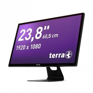 "Monitor 24"" Terra 2470W Glass DisplayPort, HDMI"